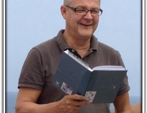 Rekommenderar bra skrivarkurs. Christer Andersson har gått skrivarkursen på Malta – Skriv på taket.