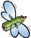 Flygande Penna Grön