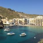 Skrivarkurs på Gozo