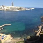 Skrivarkurs på Malta